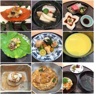お昼のおまかせ(青草窠 (せいそうか))