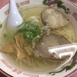 塩ラーメン(鳳蘭 (ほうらん))