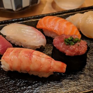 寿司(個室割烹 寿司北大路 品川店)