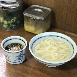 釜揚げうどん(小)(長田 in 香の香)