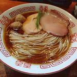 生一本(麺や而今 (じこん))