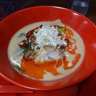 担々麺(大王飲店)