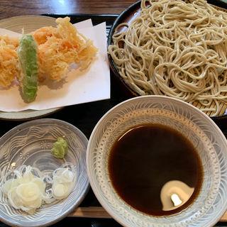 天ざるそば(並木藪蕎麦 (なみきやぶそば))