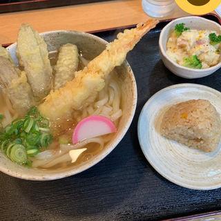 ごぼう天(さぬきうどん大木戸 福岡舞鶴店)