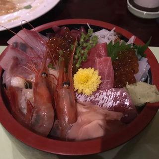 海鮮ちらし(たるっぺ )