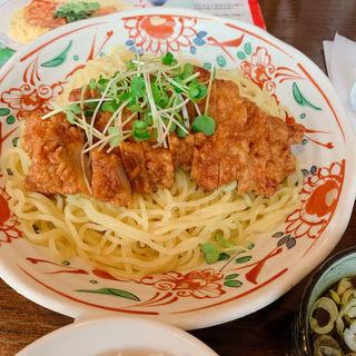 トリパイコーつけ麺(頤和園 博多駅前店)
