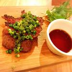 厚切り牛タンステーキ(肉バル ノダニク)