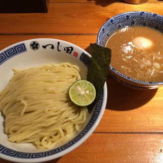濃厚味玉つけ麺(めん徳 二代目 つじ田 神田御茶ノ水店 (めんとく にだいめ つじた))