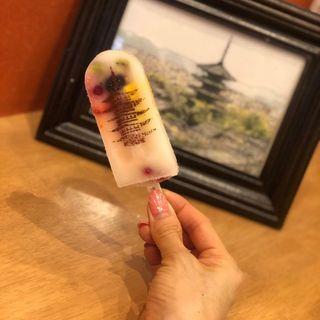 本くず氷 7種のふるーつ(KEY'S CAFÉ 京都 八坂の塔店)