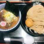 半熟味玉濃厚つけめん(松戸富田麺絆 )