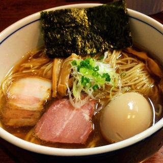 醤油らーめん(麺処 びぎ屋 )