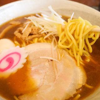 煮干しラーメン(栄昇らーめん (えいしょうらーめん))