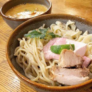 オマール海老つけ麺(海老丸らーめん)