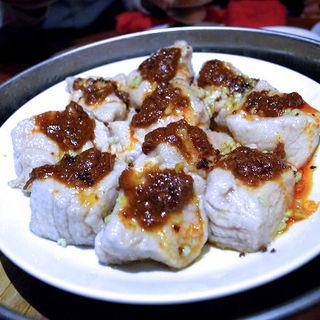 麻辣蒸猪肉(蜃気楼 )