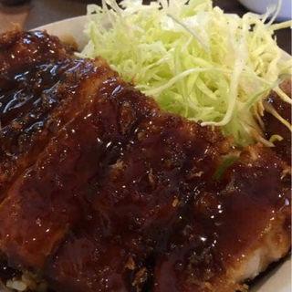 ソースかつ丼(松榮亭 (松栄亭 ショウエイテイ))
