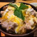 親子丼(塩)