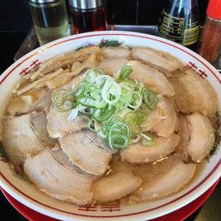 肉煮干し中華そば(サイコロ)
