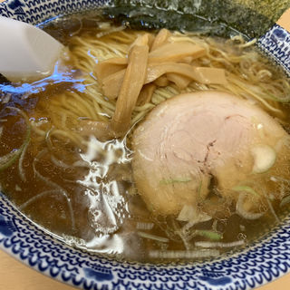 大勝軒ラーメン(醤油味)(麺家 大勝軒 (めんかたいしょうけん))
