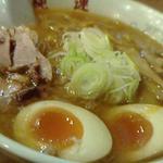 味玉みそラーメン(さっぽろ純連 仙台店 (じゅんれん))