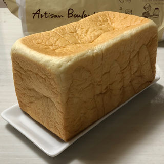 なめらか食パン(ブレッドスタイル ソプラノ)