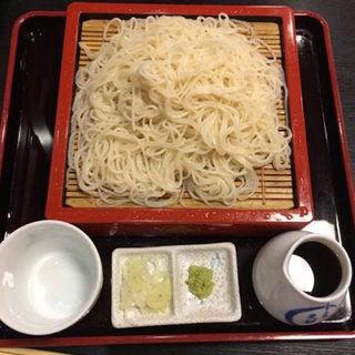 御膳蕎麦(麻布永坂 更科本店 (あざぶながさかさらしなほんてん))