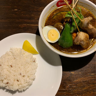 (soup curry Suage天神)