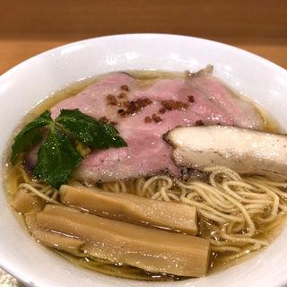 黄金貝らーめん(なにわ麺次郎)