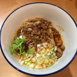 マイルド汁なし担担麺(麺や二代目 夜来香 (イエライシャン))