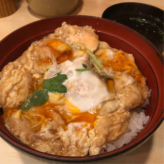 上親子丼(とりつね )