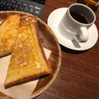 バタートースト(みじんこ )