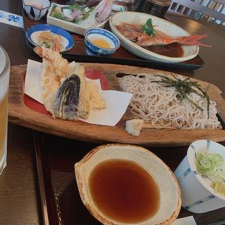 天ざるそば(食事処太閤 )