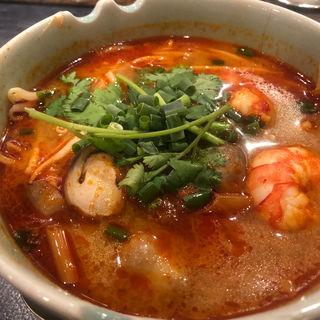 トムヤム麺(クルン・サイアム 大井町店 )