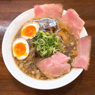 特製煮干しラーメン(らーめん香澄 )