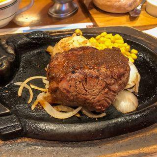 ウルグアイ産 炭焼き超厚切り熟成サーロインステーキ 200g(ブロンコビリー 武石インター店 )