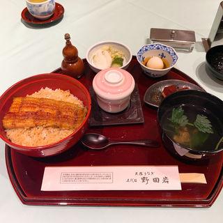 うな丼(野田岩 日本橋高島屋特別食堂)