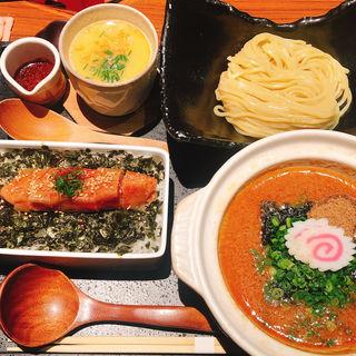 飯麺吸セット(元祖博多めんたい重 )