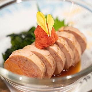 あん肝ポン酢(肉バル&魚バル KATSUO)