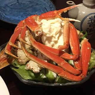蟹サラダ(とっくりや )