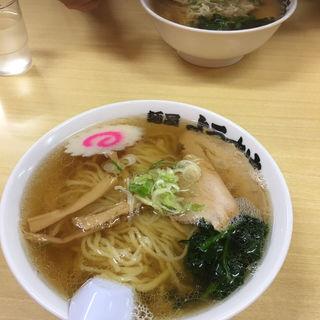 ラーメン(麺屋 ようすけ)