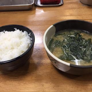 貝汁定食(十八番 本店 (ジュウハチバン))