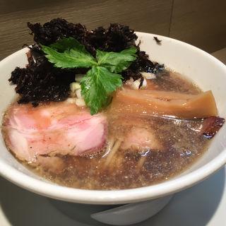 背脂煮干SOBA(らぁ麺 蒼空)