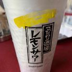 こだわり酒場のレモンサワー(太白カントリークラブ)