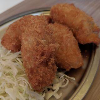 カキフライ(大衆酒場 晩杯屋 蒲田西口店)