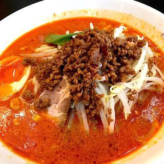 冷やし坦々麺(赤坂飯店 本店 (アカサカハンテン))