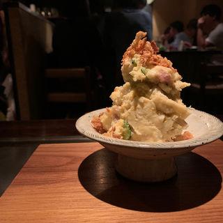いまりのポテサラ(お好み焼き いまり 恵比寿店 )