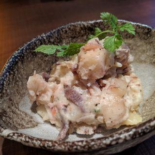 牛たんポテトサラダ(すき焼き・牛タン いぶり 神田店)