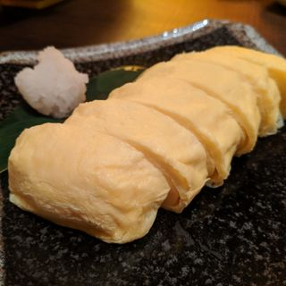 出汁巻き玉子(すき焼き・牛タン いぶり 神田店)