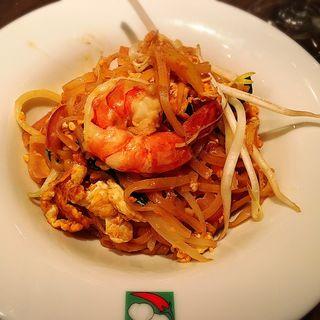 パッタイ(バンコクキッチン 新宿店 (Bangkok Kitchen))