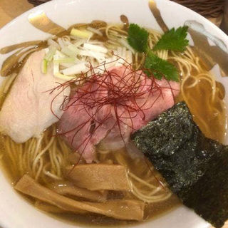 桜姫一醤油らーめん(麺屋 我龍)