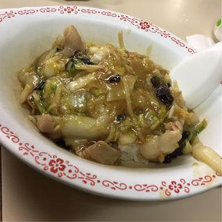 A定食(丸玉食堂 (マルタマショクドウ))